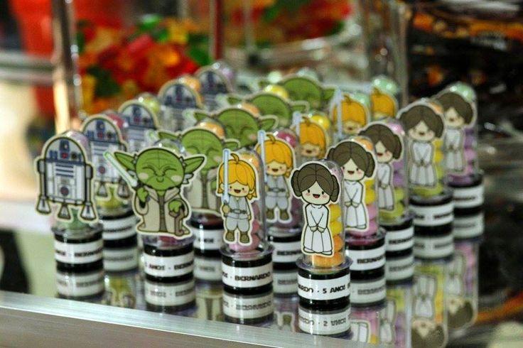 Encontrando Ideias: Festa Star Wars!!