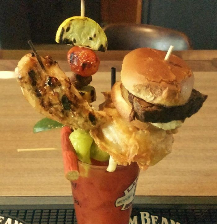 These 10 Restaurants Serve The Best Bloody Mary In Wisconsin