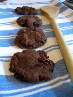 Cocoa Fudge Cookies | Cookies | Pinterest