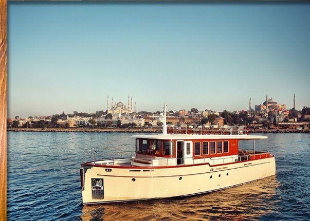 Armada Gezi Teknesi Rotalar 2