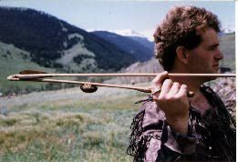 The Atlatl and Dart - An Ancient Hunting Weapon by Thomas J. Elpel