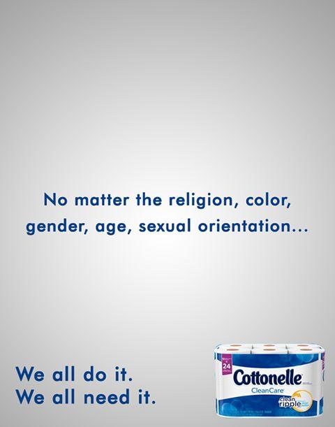 Toilet paper ad by  Solomon Tsitsuashvili