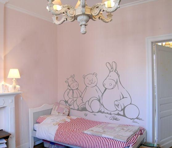 Decoratie babykamer en kinderkamer