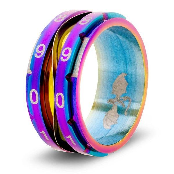 Knitting Counter Ring : Best spinner rings images on pinterest
