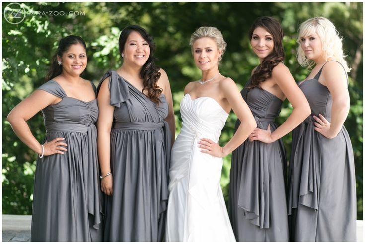 Wedding at #Molenvliet, #bridesmaid dresses, #infinity dress