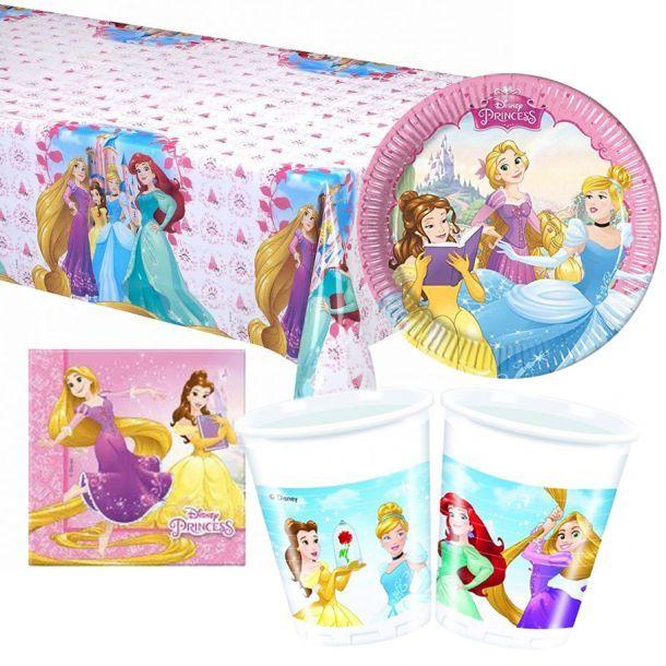 Kit Festa Principesse Disney! #disney #principesse #princess #bella #aurora #cenerentola #ariel #pary #compleanno