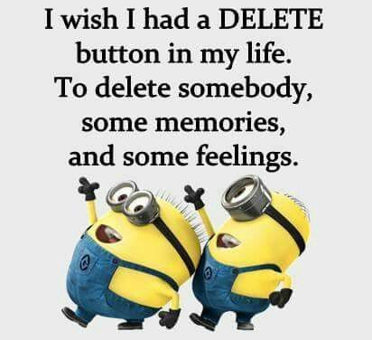 Funny Minion Joke About Life