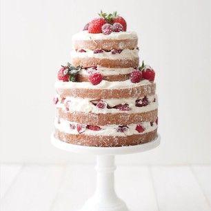 Cette œuvre délicieuse. | 24 des plus beaux gâteaux de mariage de 2014: