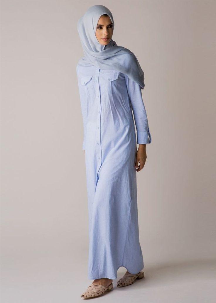 simple abaya design