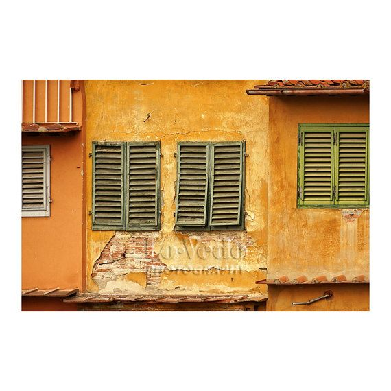 1000 images about tuscan shutters on pinterest red for Spanish style window shutters