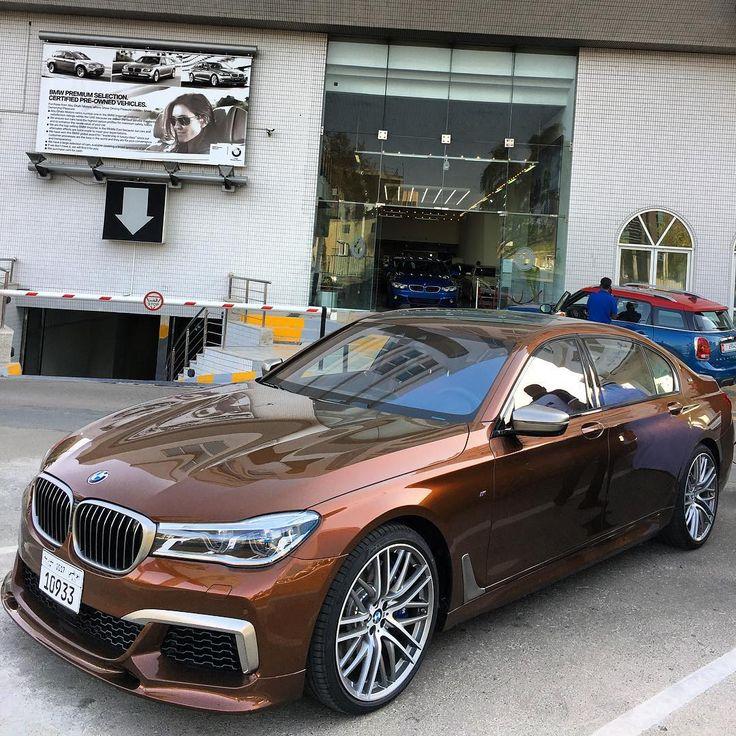 910 вподобань, 5 коментарів – Mulham Moussa (@bmwdreamauh) в Instagram: «BMW M760Li xDrive»