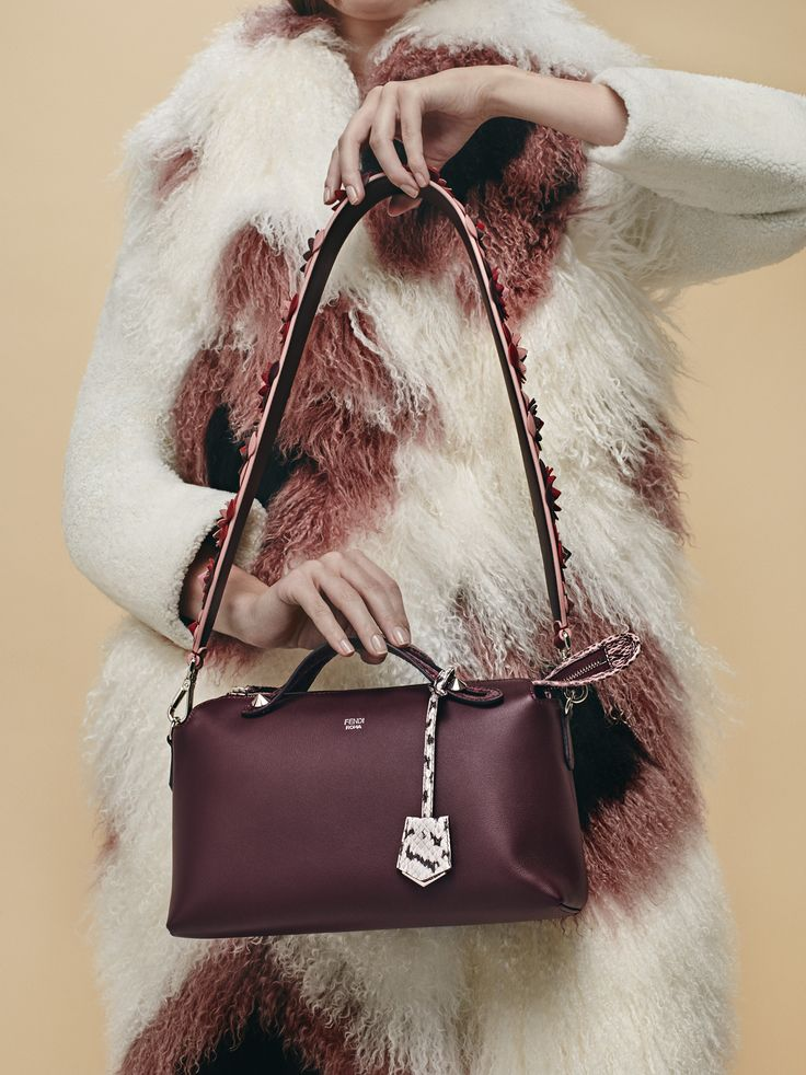 Can't keep our hands off this new Fendi By The Way bag!