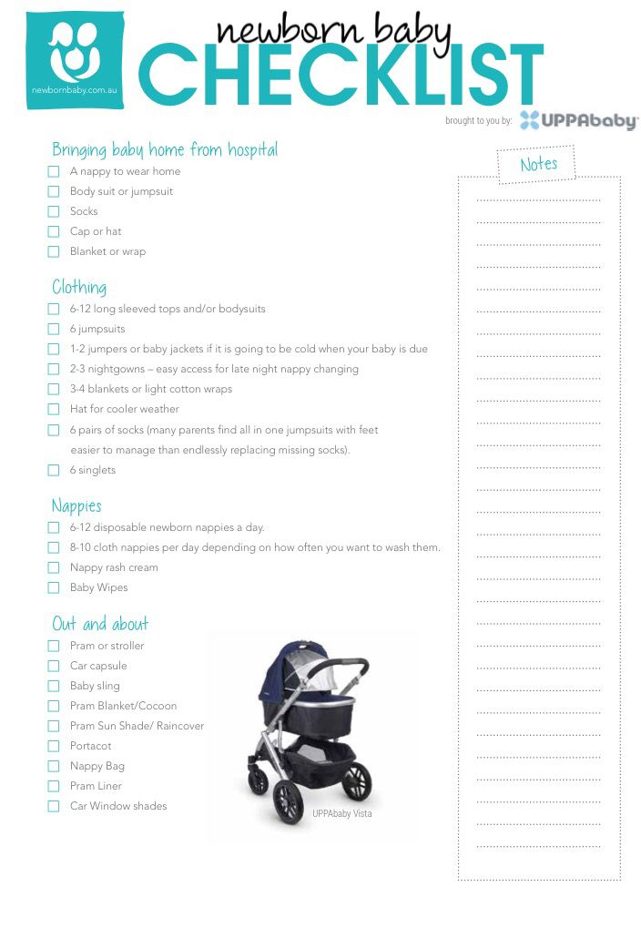 Best  New Born Checklist Ideas On   New Born Baby