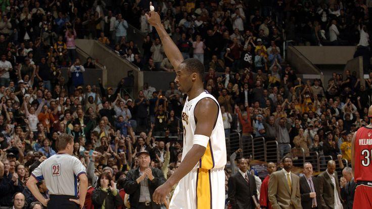 NBA: 12 años de los 81 puntos de Kobe Bryant; el día que 'La Mamba' se convirtió en leyenda | Marca.com http://www.marca.com/baloncesto/nba/2018/01/22/5a65cffee2704e99248b45a0.html