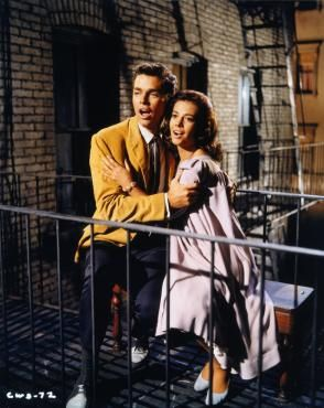 West Side Story, 1961 - Natalie Wood: Stories 1961, West Side Stories, West Side Story, Richard Beymer, Favorite Movies, Natalie Woods, Classic Movies, Photo Galleries, Westsid Stories