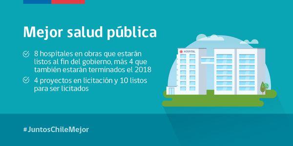 Mejor Salud Pública #JuntosChileMejor