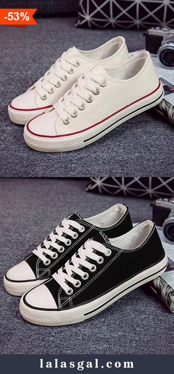 4caf2f2459d68 Hot Sale!White Slip-On Casual Women's Fashion Sneakers | Things to ...