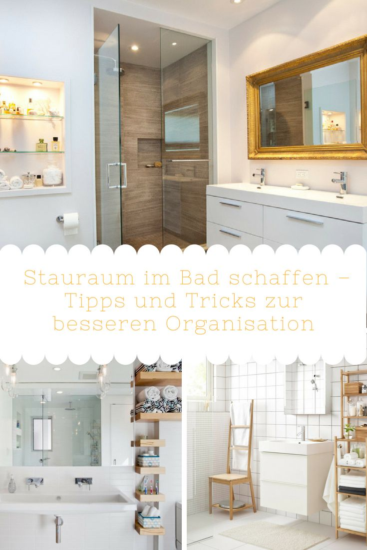Badezimmer designs klein so schaffen sie stauraum im bad  wir geben ihnen nützliche tipps