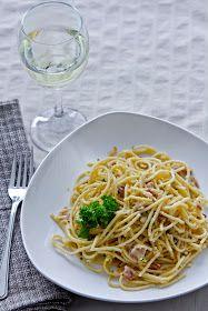 Rick Stein's spaghetti alla carbonara. The Kitchen Shoot: A food photography blog: Rick Stein's Spaghetti alla Carbonara