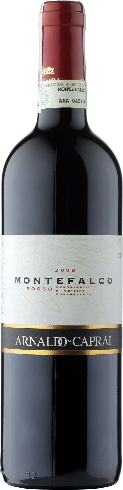 Montefalco Rosso D.O.C. Wino o bogatym rubinowym kolorze, a także rewelacyjnym aromacie, w którym wyczuć można nuty dojrzałych czerwonych owoców oraz nuty wanilii. W smaku treściwe, bogate o długim finiszu. Wyjątkowość tego niezwykłego napoju potwierdza wysoka ocena punktowa - 90/100 - od Antonio Galloni dla roczników 2008 i 2009. #ArnaldoCaprai #Umbria #Włochy #Montefalco #Rosso #Wino #Winezja #Sangiovese #Sagrantino #Merlot
