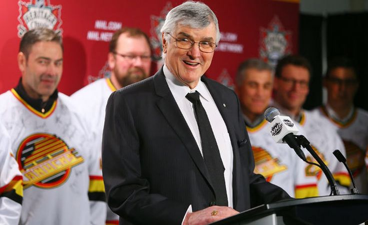 The legendary Pat Quinn will be honoured with a namesake restaurant opening soon as part of one of the massive developments in Tsawwassen.
