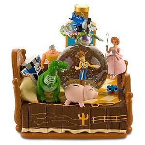 Disney Snowglobes Collectors Guide: Toy Story