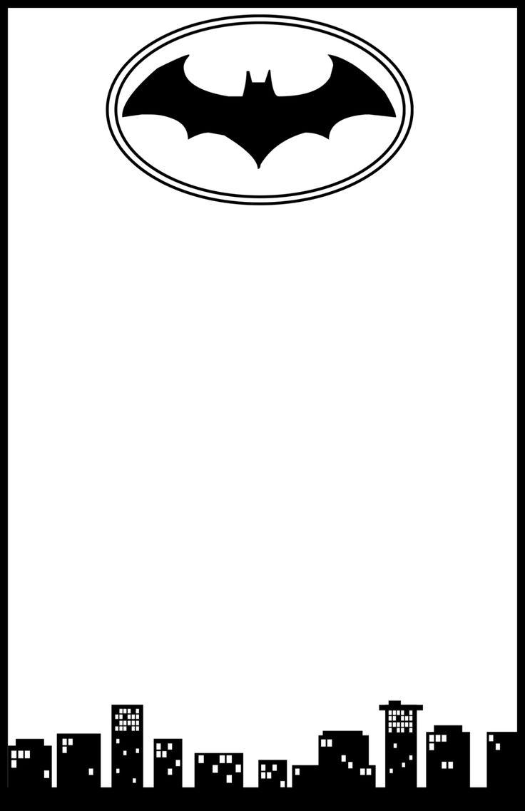 Batman-Invitations.jpg 1,375×2,125 pixels