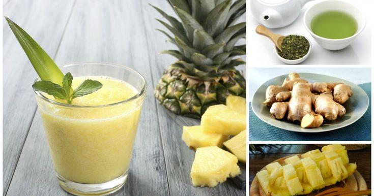 Provate questo anticellulite tutto da bere, fresco, fruttato e drenante.