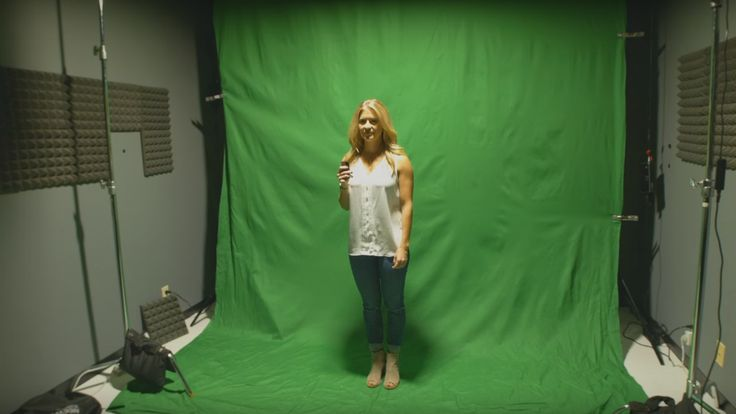 Shooting on green screen is relatively straightforward, but you'll want to learn a few tricks to make the process easier.