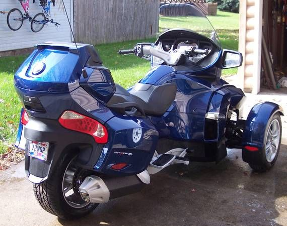 2011 Can-Am Spyder in Napoleon, OH, $ 17,500.00