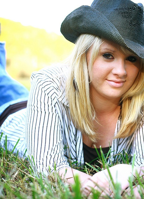 country girl senior pictures | Country Girl. | Flickr - Photo Sharing!