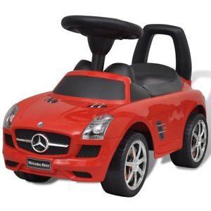 a vidaxl mercedes benz coche correpasillos rojo coche infantil ninos auto juguete - Categoria: Juguetes  Estado del Producto: Nuevo€ 0,00Price: 35,99 EUR Ver Producto