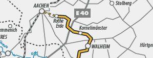 Duitsland: Fietsroute vennbahn.eu