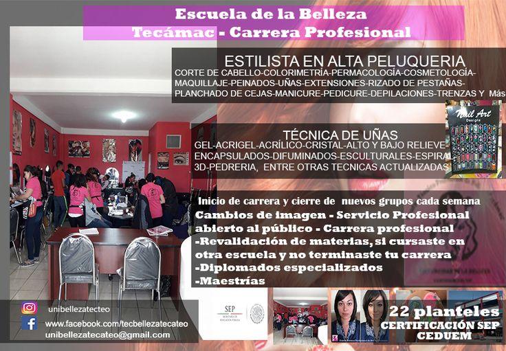 salon de belleza Tecámac y Teotihuacán 5