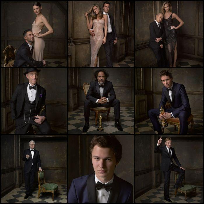 Porträitfotos von Celebrities direkt nach der Oscar Verleihung  - http://freshideen.com/trends/oscar-verleihung-portraitfotos.html