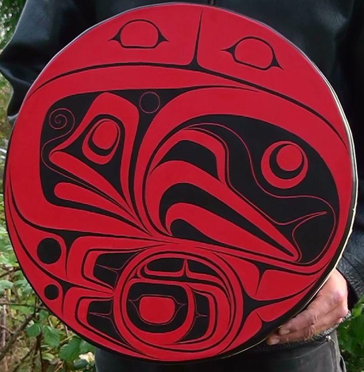 Robin Rorick Haida Art - Home