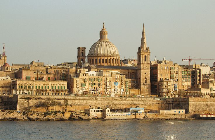 "Valletta, Malta - ""Malta - Valletta"" by Martins Skujans"