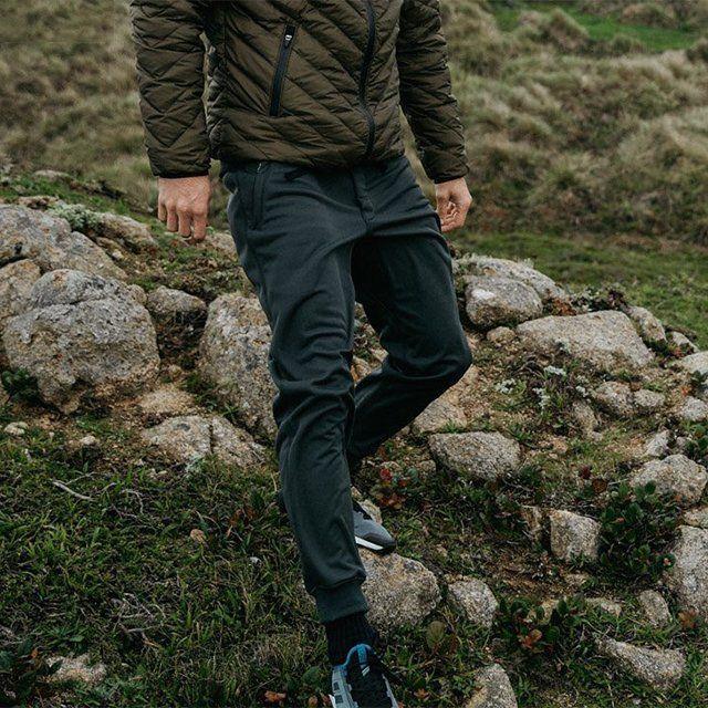 Fancy - Windbloc Fleece Joggers by Coldsmoke