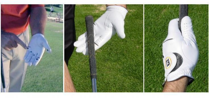 How To Grip Your Golf Club Part 1 The Lead Hand Top Hand Grip Golfgrips Howtoplaygolf Golf Drivers Golf Grip Golf Tips