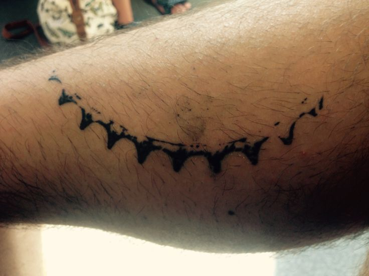 My first tatto!! I love it! :)