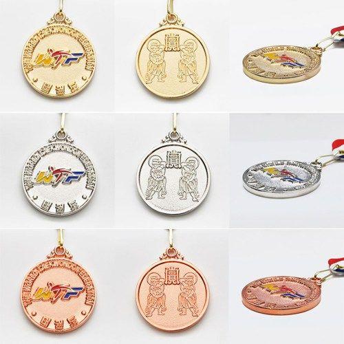 WTF Medals