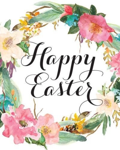 Happy Easter wishes cards.