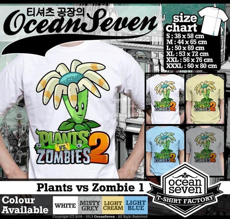 Kaos Game Plants VS Zombie 1