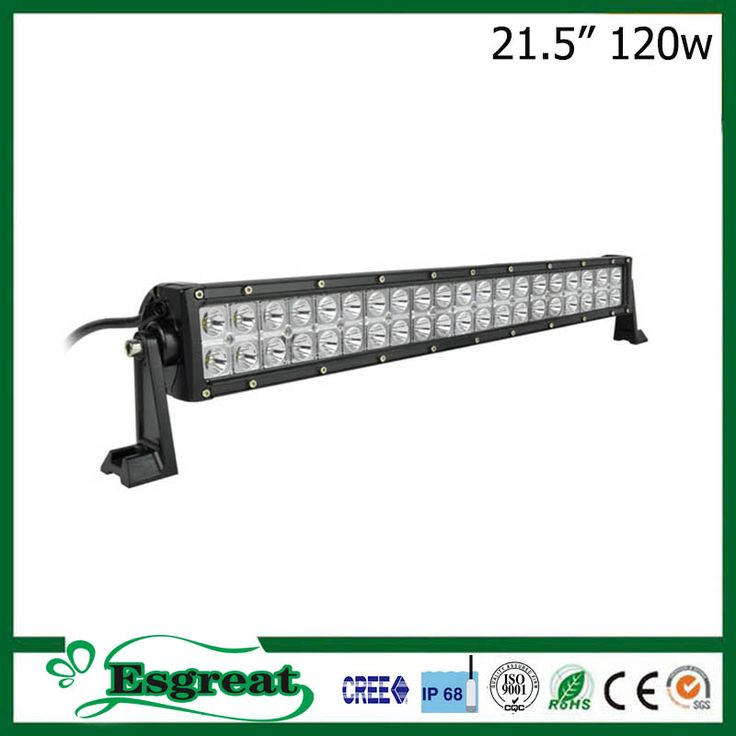 The best quality 21.5'' 120W UsCree amarok Off road Led Light Bar boat accessories for one village trading ltd