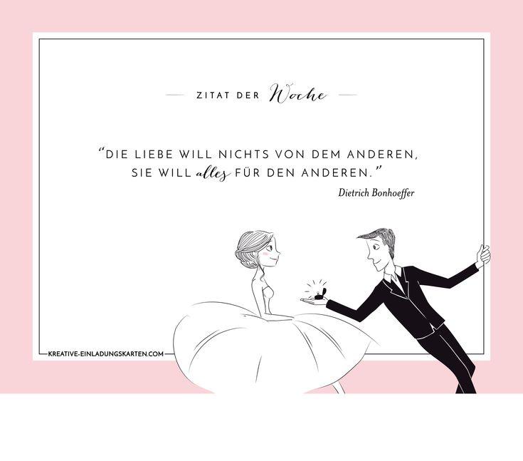 #Inspirationen Zum Thema #Liebeszitat, #Hochzeitsspruch, #Zitat,  #Hochzeitskarten