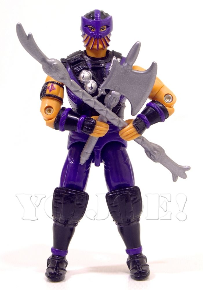 Dice (v1) G.I. Joe Action Figure - YoJoe Archive