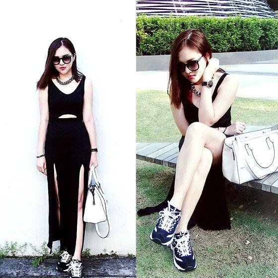 skechers d'lite korea | Kelly T - - Classy? Sporty? feat. Skechers D'lites Extreme Shoes ...