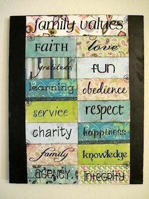 Familly Values