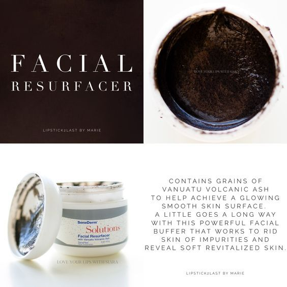 Nothing feels better than removing that top layer of dead skin and revealing a soft, fresh new face! This is the coarser of the two exfoliators, but is non-irritating and works great. Use 2-3 times per week.  Independent Senegence Distributor #463086 Lisa Massaad  #makeup #skincare #antiaging #exfoliator #lipsense