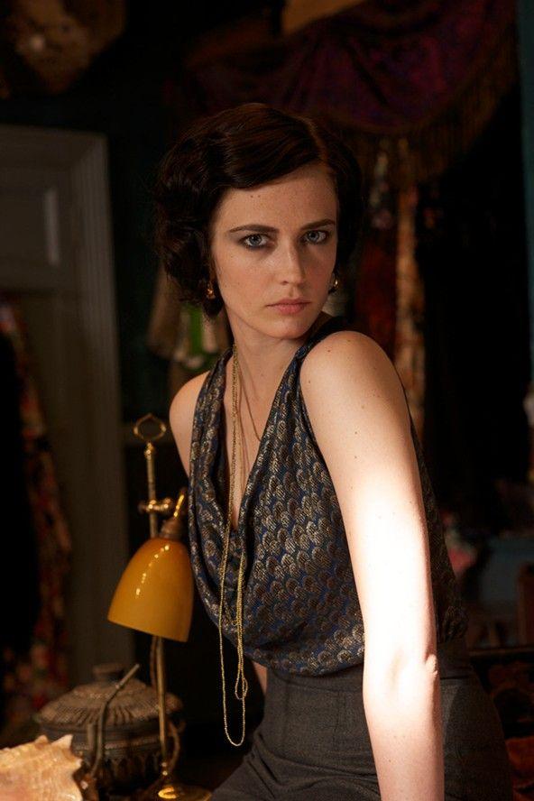 Eva Green's Cracks costumes and style: Alison Byrne and Jordan Scott